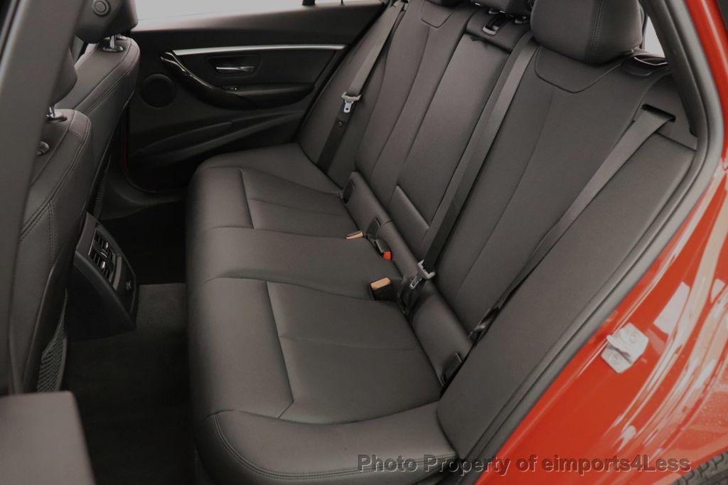 2018 BMW 3 Series CERTIFIED 330i xDRIVE SPORT LINE AWD NAV CAM PANO HUD - 18587083 - 47