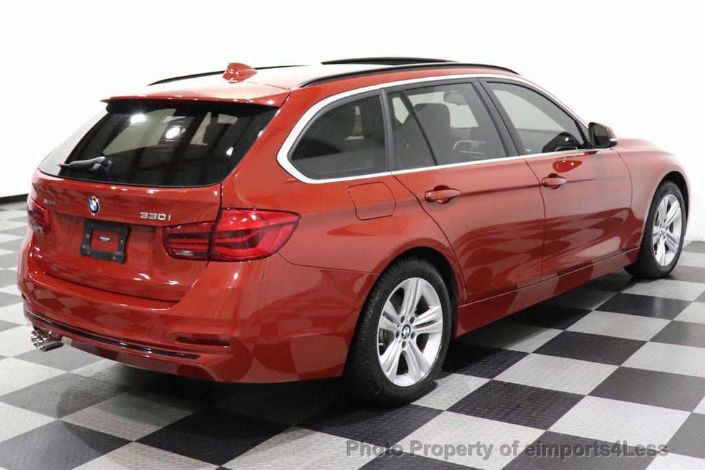 2018 BMW 3 Series CERTIFIED 330i xDRIVE SPORT LINE AWD NAV CAM PANO HUD - 18587083 - 50