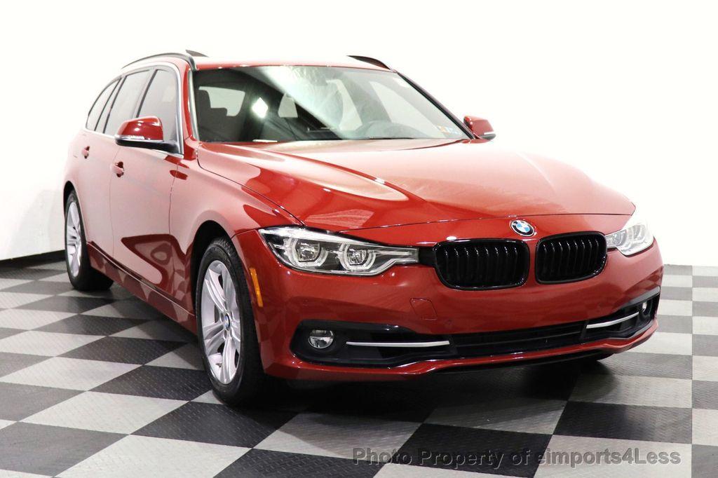 2018 BMW 3 Series CERTIFIED 330i xDRIVE SPORT LINE AWD NAV CAM PANO HUD - 18587083 - 52