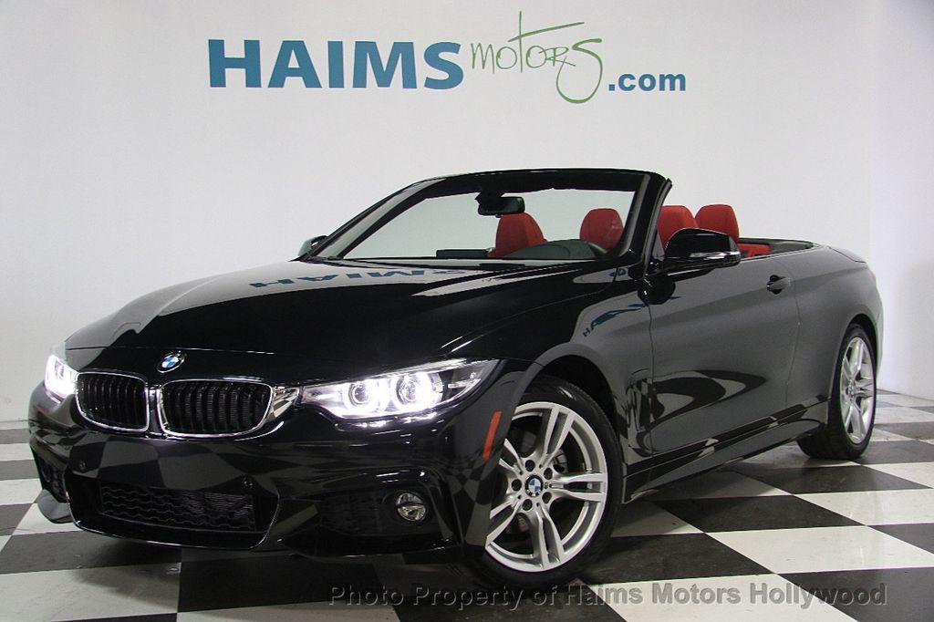 BMW 428I Convertible >> 2018 Used BMW 4 Series 430i at Haims Motors Serving Fort ...