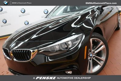 2018 BMW 4 Series - WBA4J1C55JBG80561