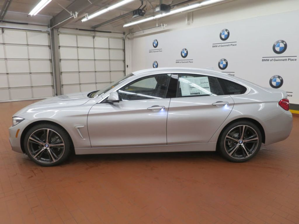 2018 used bmw 4 series 430i gran coupe at united bmw. Black Bedroom Furniture Sets. Home Design Ideas