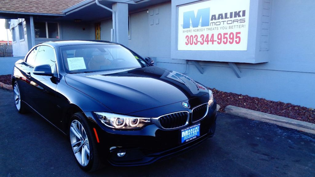 2018 BMW 4 Series 430i xDrive - 17312227 - 0