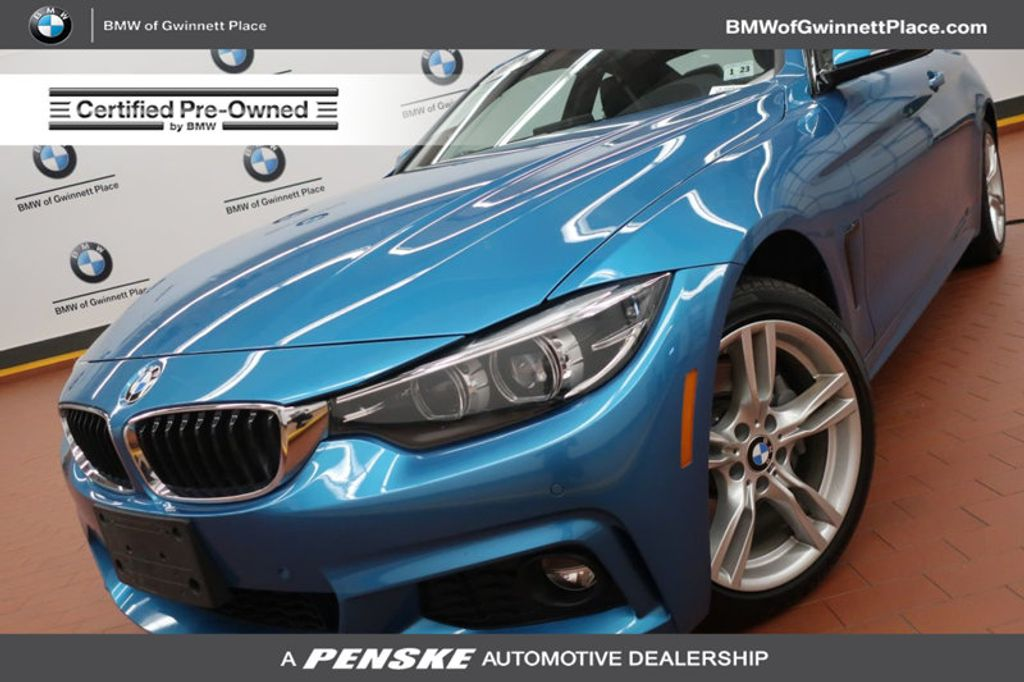 2018 BMW 4 Series 430I XDRIVE - 18023616 - 0