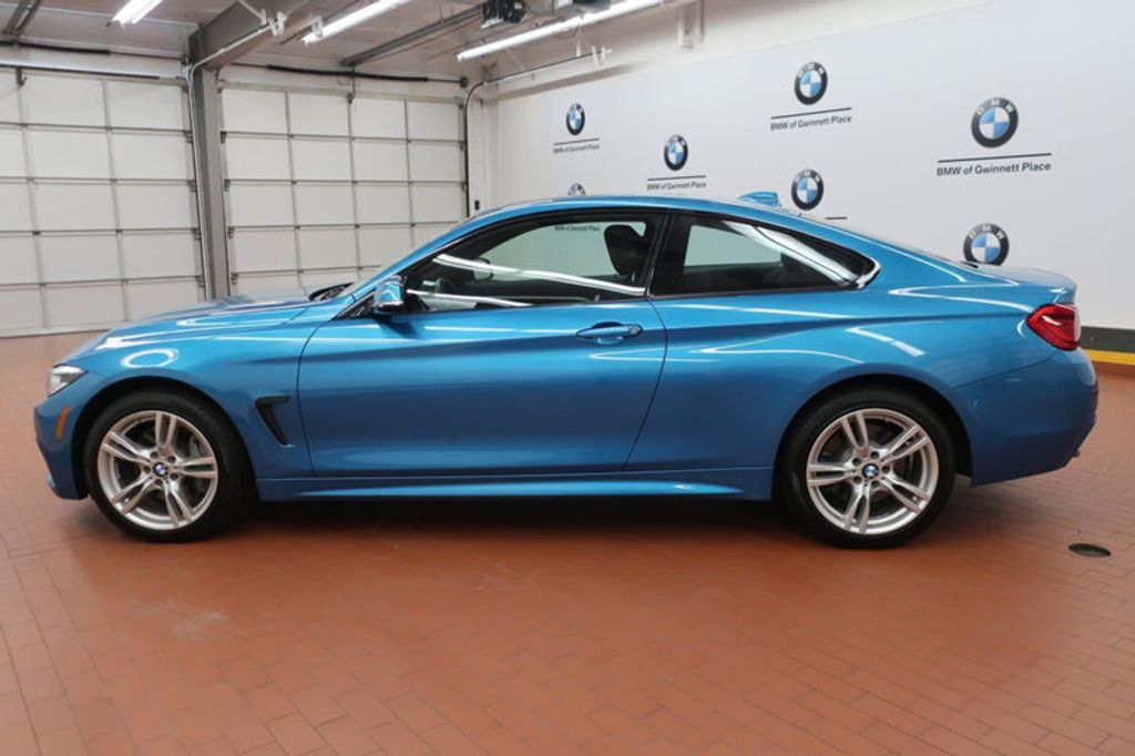 2018 BMW 4 Series 430I XDRIVE - 18023616 - 1