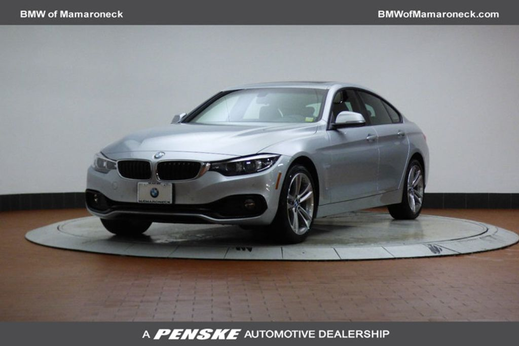 2018 BMW 4 Series 430i xDrive Gran Coupe - 17975569 - 0