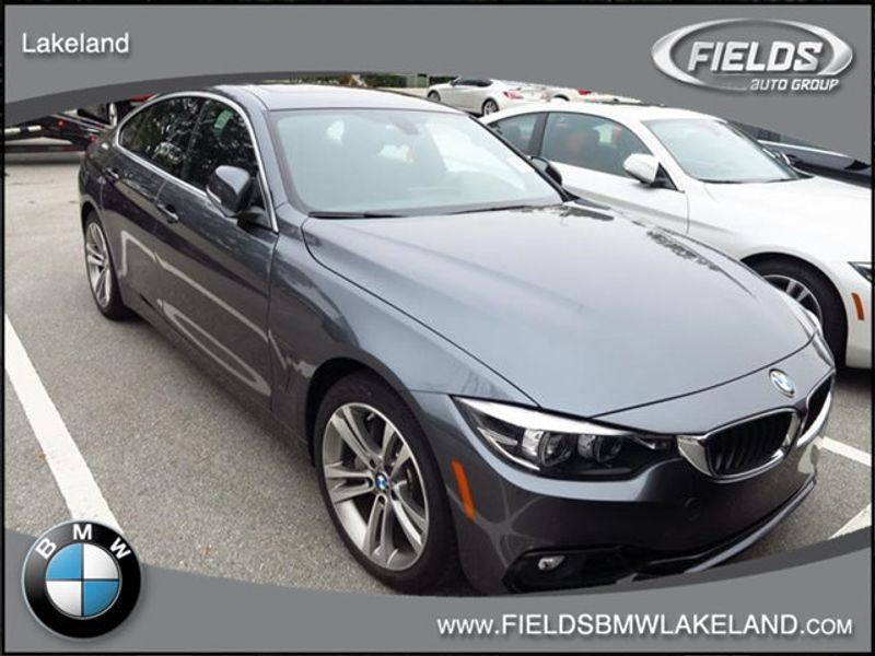 2018 BMW 4 Series 440i Gran Coupe Sedan - WBA4J5C51JBF06493 - 0