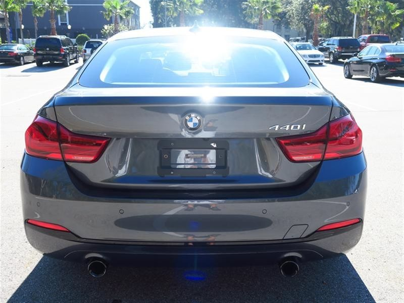 2018 BMW 4 Series 440i Gran Coupe Sedan - WBA4J5C51JBF06493 - 5