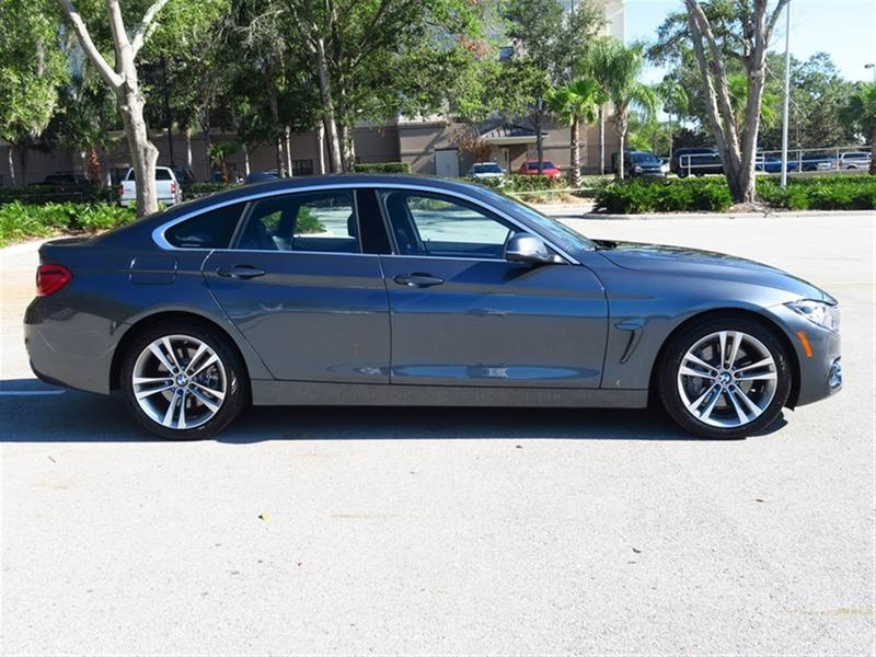 2018 BMW 4 Series 440i Gran Coupe Sedan - WBA4J5C51JBF06493 - 7