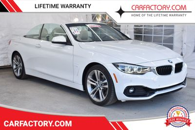 2018 BMW 4 Series CONVERT. Convertible