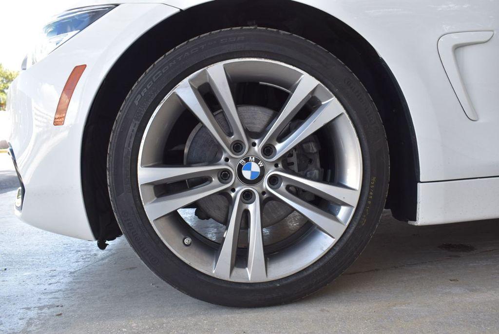 2018 BMW 4 Series CONVERT. - 18497642 - 11