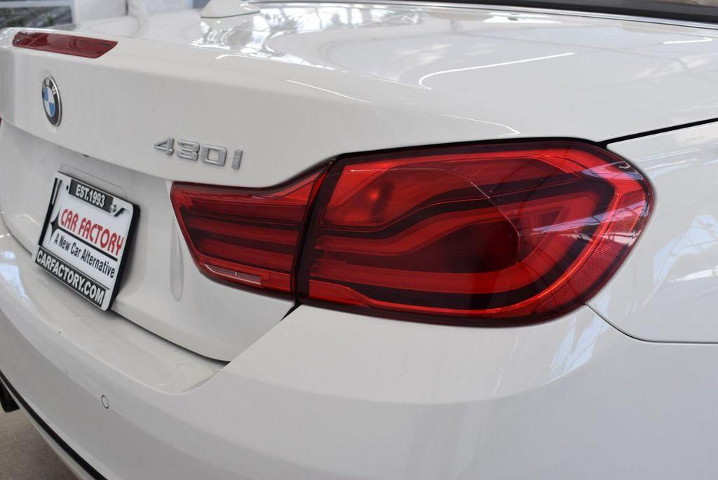 2018 BMW 4 Series CONVERT. - 18497642 - 1