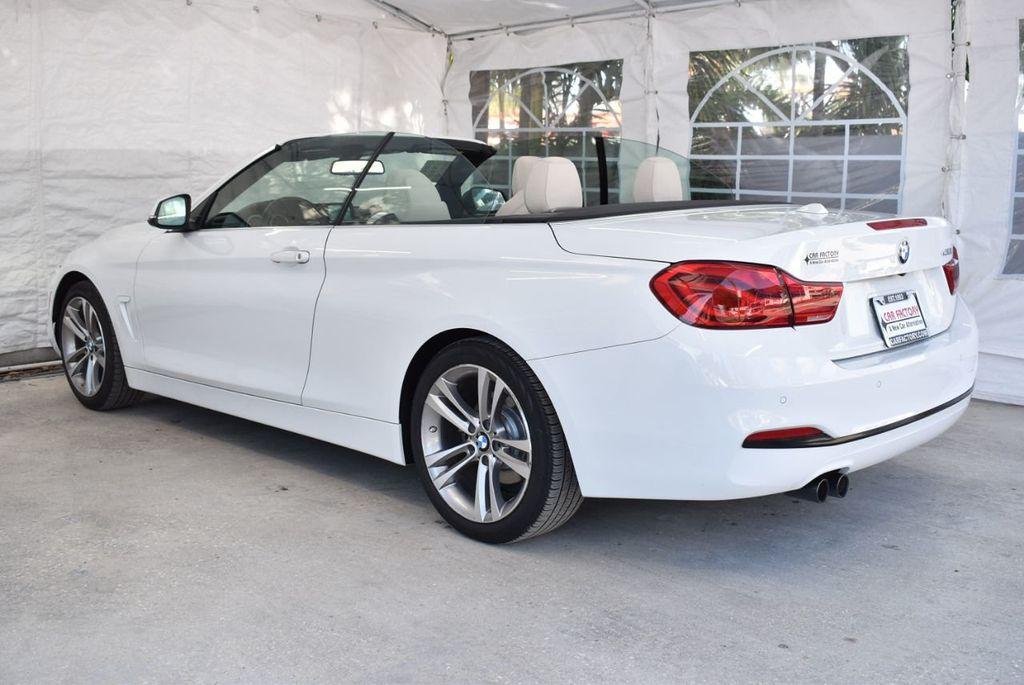 2018 BMW 4 Series CONVERT. - 18497642 - 5