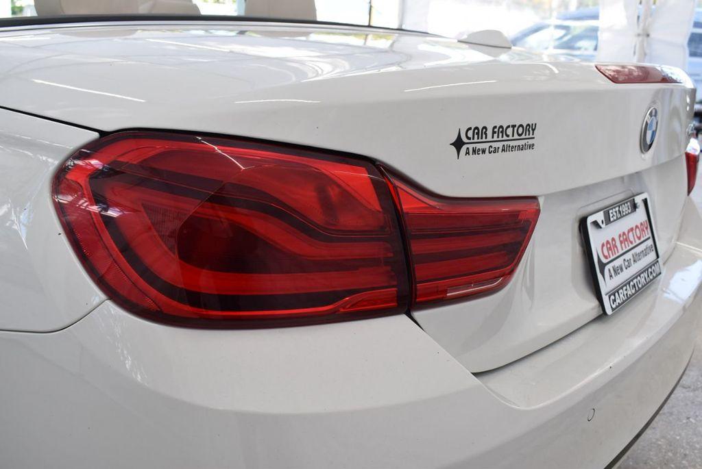 2018 BMW 4 Series CONVERT. - 18497642 - 6