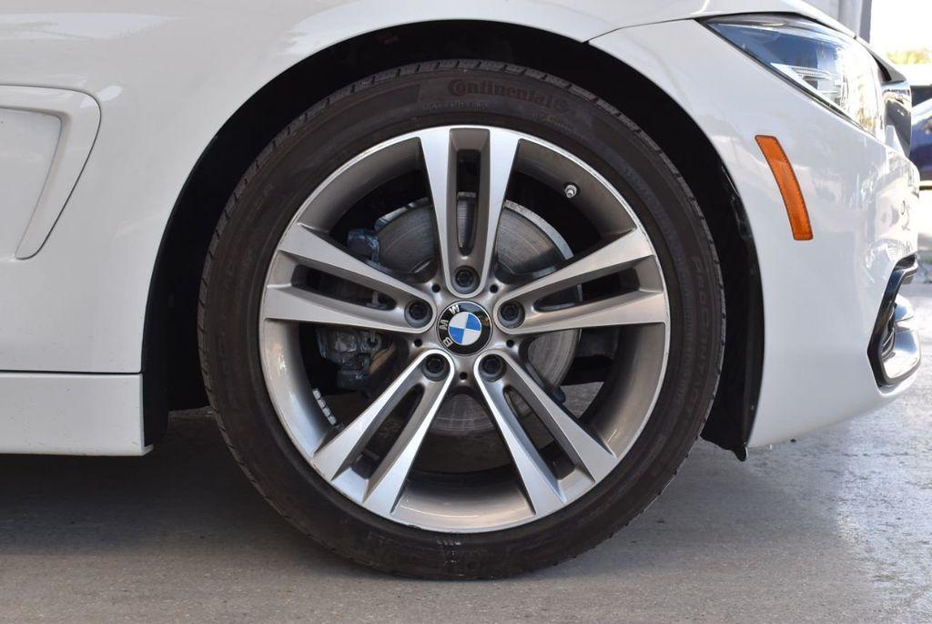 2018 BMW 4 Series CONVERT. - 18497642 - 8