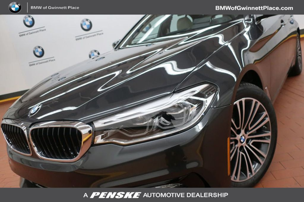 Dealer Video - 2018 BMW 5 Series 530i - 17229671