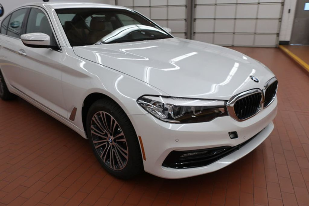 2018 Used Bmw 5 Series 540i At United Bmw Serving Atlanta