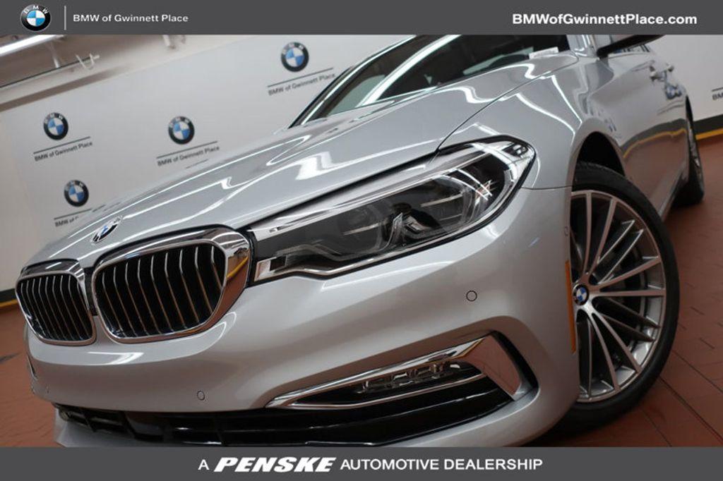 2018 BMW 5 Series 540i   17195419   0