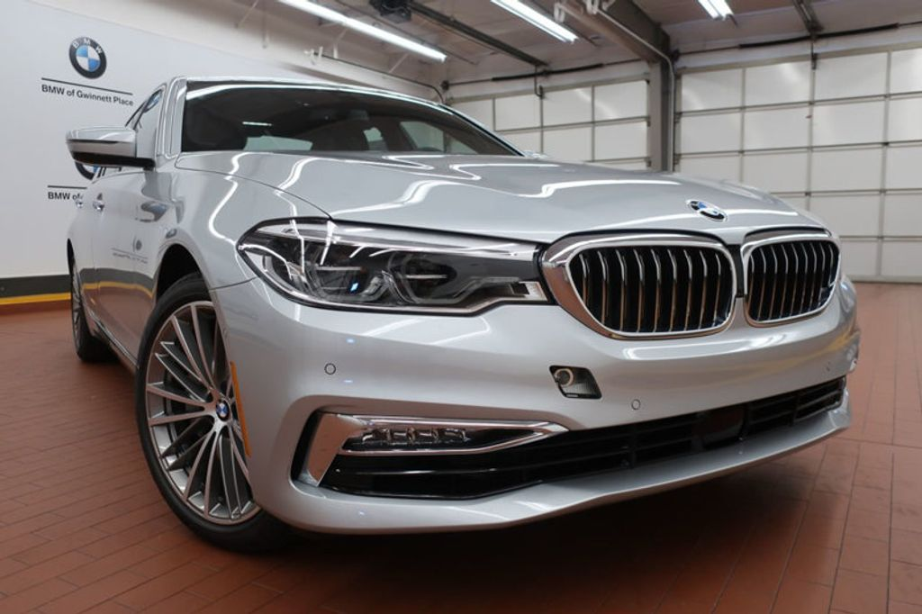 2018 Used Bmw 5 Series 540i At Bmw Of Gwinnett Place Serving Atlanta