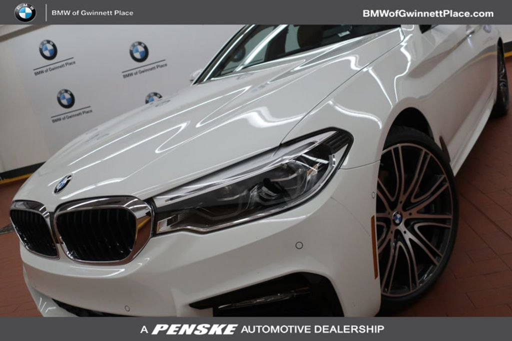 Dealer Video - 2018 BMW 5 Series 540i - 17322488