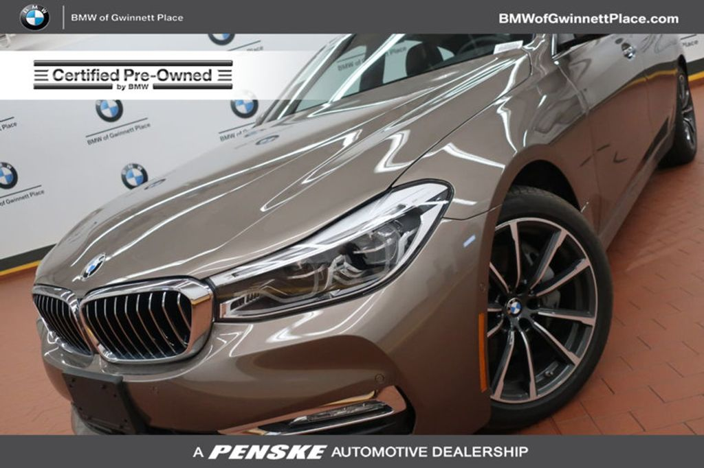 Dealer Video - 2018 BMW 6 Series 640i xDrive Gran Turismo - 17771127