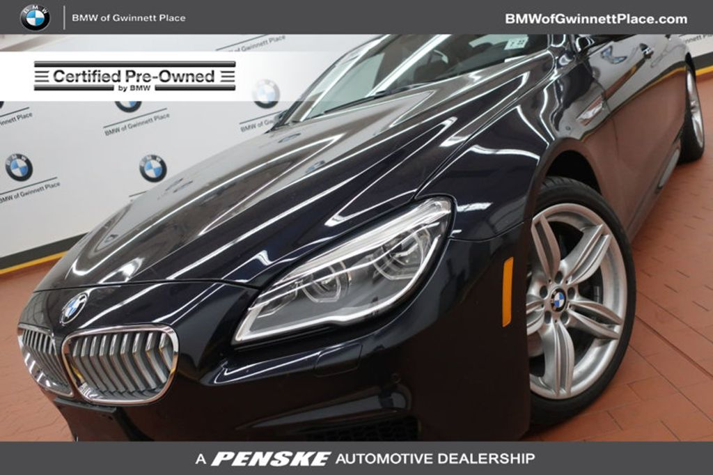 2018 BMW 6 Series 650i Gran Coupe - 17755894 - 0