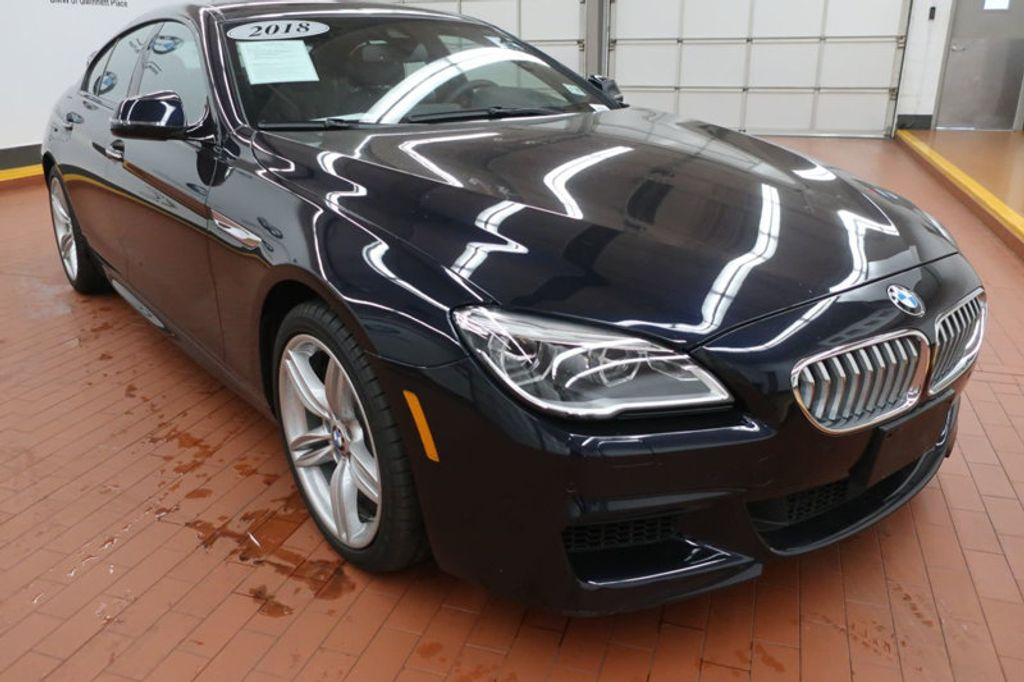 2018 BMW 6 Series 650i Gran Coupe - 17755894 - 7