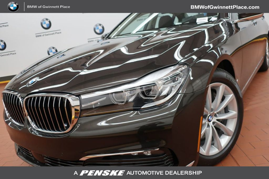 Used BMW Series At BMW Of Gwinnett Place Serving AtlantaDuluth - 7 series bmw price