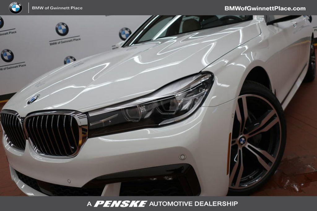 Dealer Video - 2018 BMW 7 Series 740i - 17142500