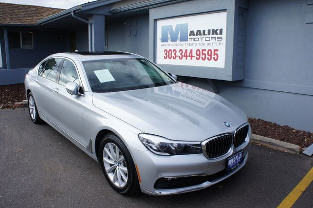 2018 BMW 7 Series 740i xDrive - 18257405 - 0