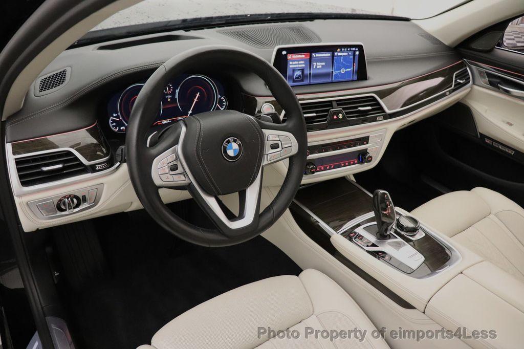 2018 BMW 7 Series CERTIFIED 750i NAV CAM PANO HK HUD LUX REAR SEATS - 18587080 - 27