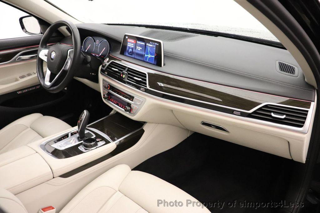 2018 BMW 7 Series CERTIFIED 750i NAV CAM PANO HK HUD LUX REAR SEATS - 18587080 - 29
