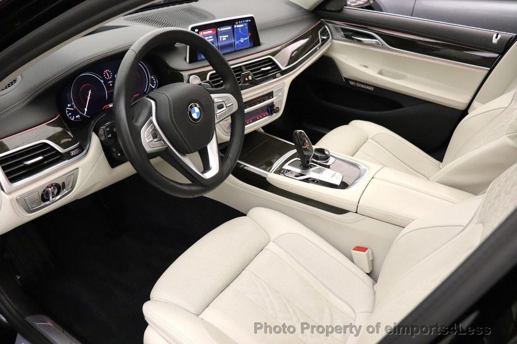 2018 BMW 7 Series CERTIFIED 750i NAV CAM PANO HK HUD LUX REAR SEATS - 18587080 - 5