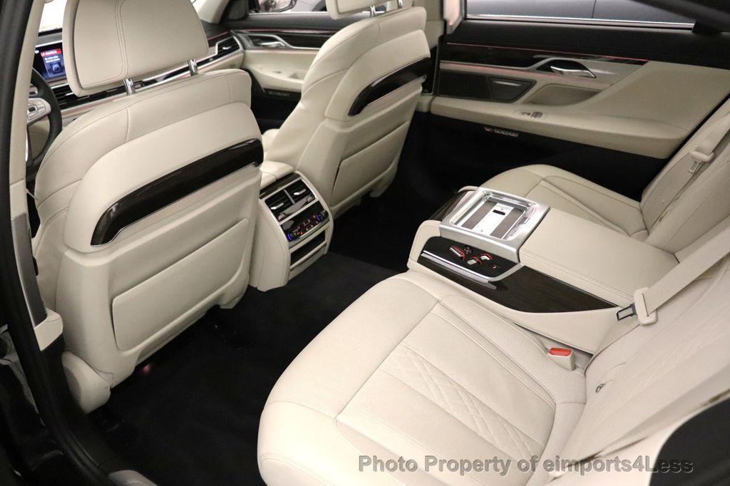 2018 BMW 7 Series CERTIFIED 750i NAV CAM PANO HK HUD LUX REAR SEATS - 18587080 - 7