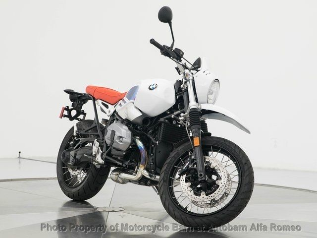 2018 Used BMW R nineT Urban G/S at Motorcycle Barn at Autobarn Alfa Romeo  Serving Evanston, IL, IID 17808855