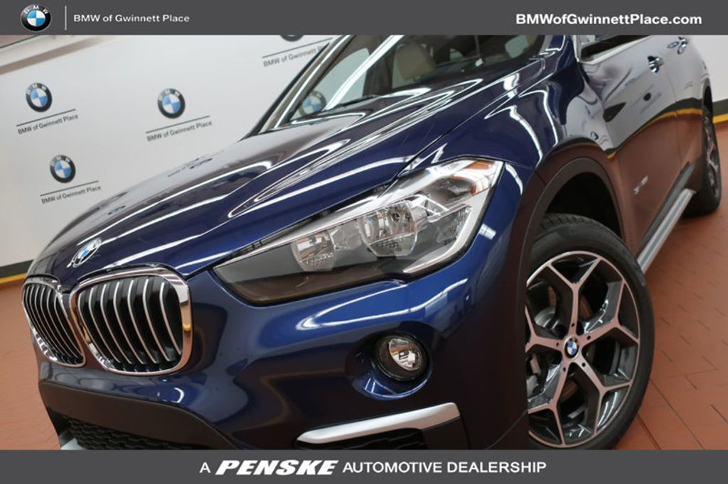 2018 Used BMW X1 sDrive28i Sports Activity Vehicle at BMW of