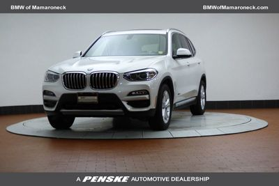 2018 BMW X3 xDrive30i Sports Activity Vehicle SUV