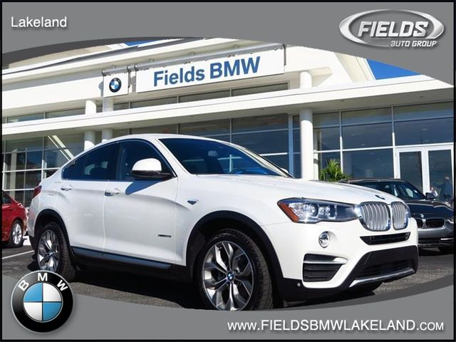 2018 Used Bmw X4 Xdrive28i Sports Activity At Fields Bmw Serving