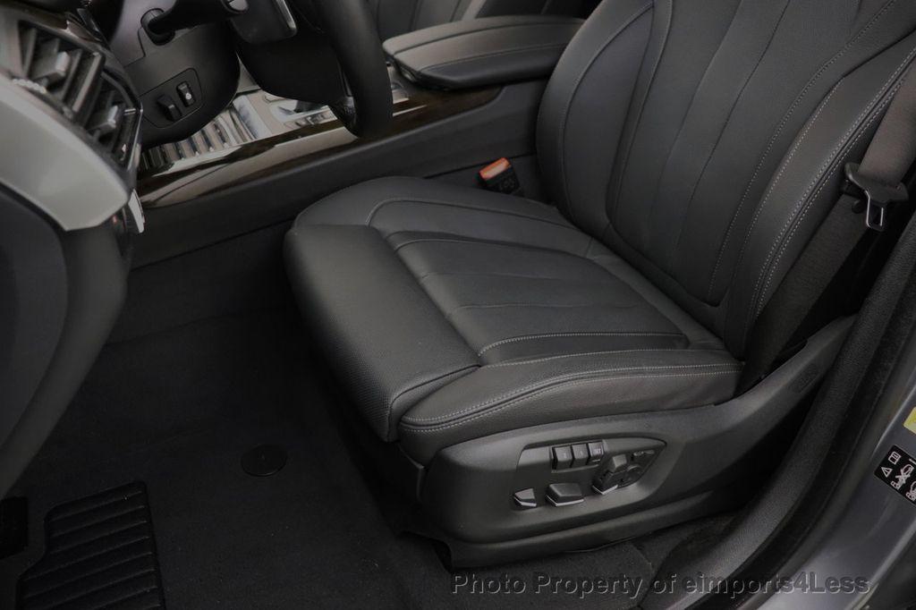 2018 BMW X5 CERTIFIED X5 xDrive50i XLINE AWD NAV CAM ACC HUD - 18587055 - 22