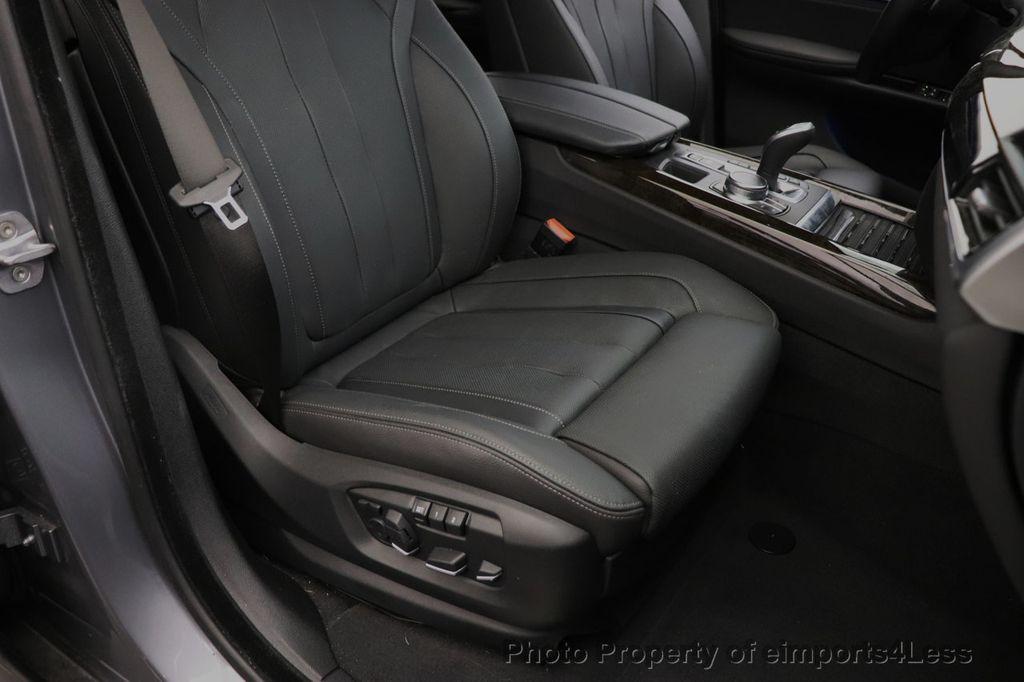 2018 BMW X5 CERTIFIED X5 xDrive50i XLINE AWD NAV CAM ACC HUD - 18587055 - 23