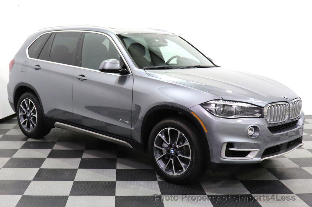 2018 BMW X5 CERTIFIED X5 xDrive50i XLINE AWD NAV CAM ACC HUD - 18587055 - 27