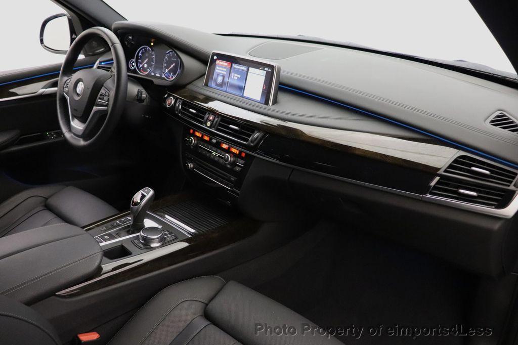 2018 BMW X5 CERTIFIED X5 xDrive50i XLINE AWD NAV CAM ACC HUD - 18587055 - 33