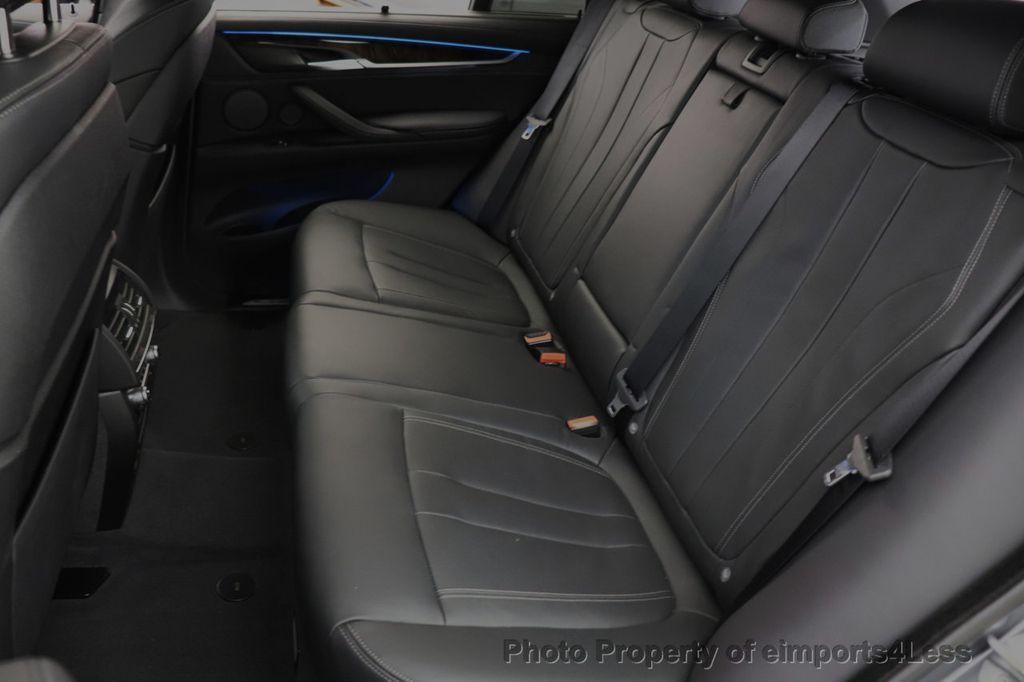 2018 BMW X5 CERTIFIED X5 xDrive50i XLINE AWD NAV CAM ACC HUD - 18587055 - 34