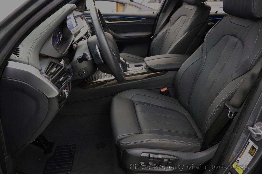 2018 BMW X5 CERTIFIED X5 xDrive50i XLINE AWD NAV CAM ACC HUD - 18587055 - 36
