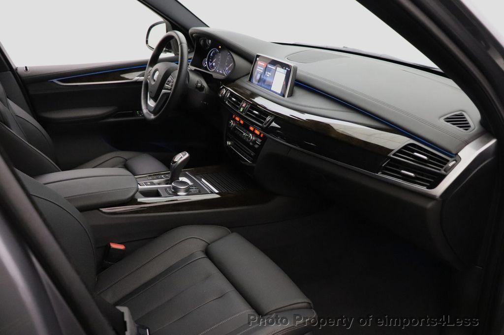 2018 BMW X5 CERTIFIED X5 xDrive50i XLINE AWD NAV CAM ACC HUD - 18587055 - 37