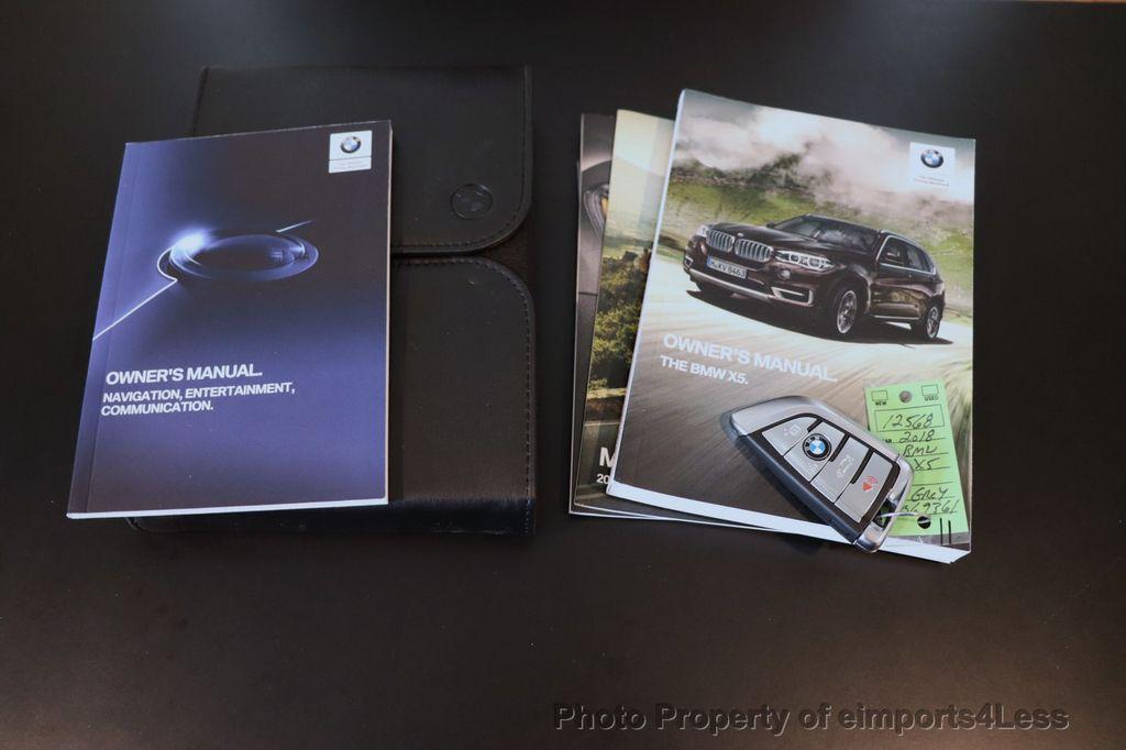 2018 BMW X5 CERTIFIED X5 xDrive50i XLINE AWD NAV CAM ACC HUD - 18587055 - 38