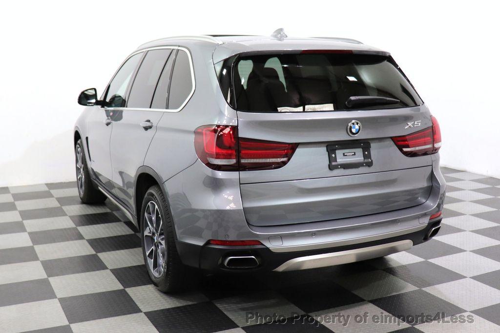 2018 BMW X5 CERTIFIED X5 xDrive50i XLINE AWD NAV CAM ACC HUD - 18587055 - 44