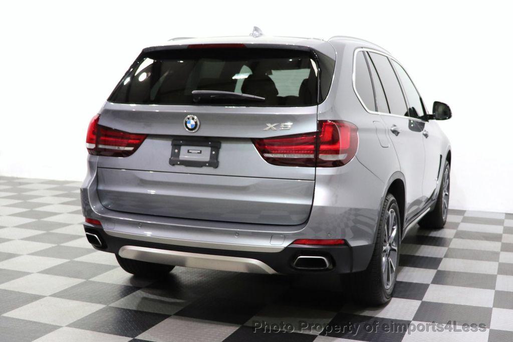 2018 BMW X5 CERTIFIED X5 xDrive50i XLINE AWD NAV CAM ACC HUD - 18587055 - 45