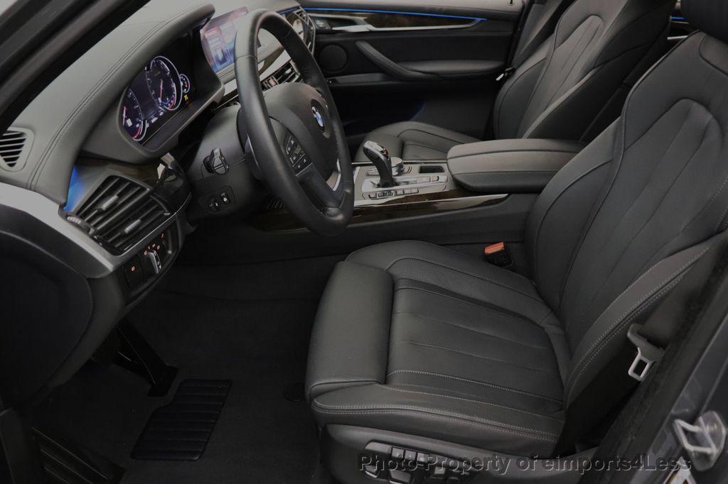 2018 BMW X5 CERTIFIED X5 xDrive50i XLINE AWD NAV CAM ACC HUD - 18587055 - 46