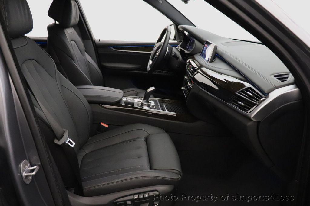 2018 BMW X5 CERTIFIED X5 xDrive50i XLINE AWD NAV CAM ACC HUD - 18587055 - 47